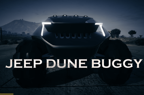 Jeep Dune Buggy