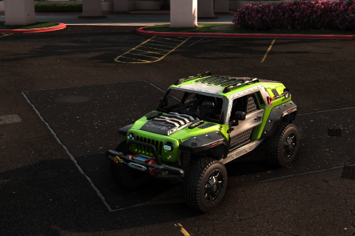 Jeep (no name) [Add-On]