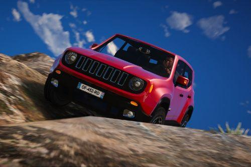 Jeep Renegade (Add-on)