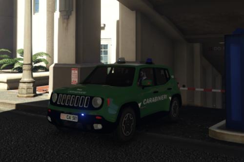 Jeep Renegade Carabinieri Forestali [REPLACE] [ELS]