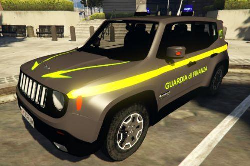 Jeep Renegade Guardia di Finanza - GdF | Reskin [ELS]