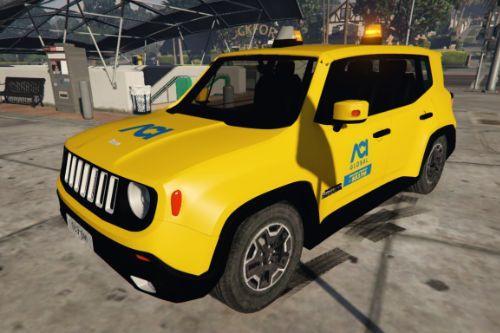 Jeep Renegade Soccorso Stradale - ACI Global   Reskin [ELS]