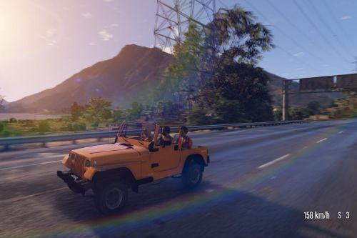 Jeep Wrangler 1986 [Add-On | Replace | Livery | Extras | Template]