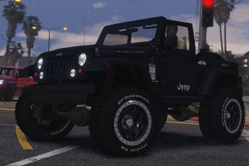 Jeep Wrangler (Rubicon) [Add-On | Tuning | Livery]