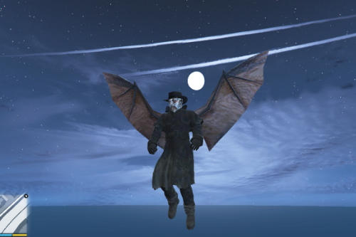 Jeepers Creepers [Add-On Ped]
