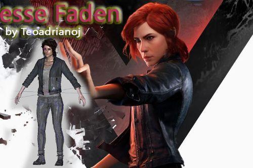 Jesse Faden Control