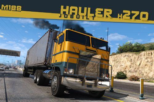 JoBuilt Hauler 270 [Add-On | Replace | Liveries | Template | Sounds]