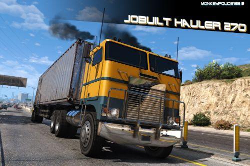 D3d681 hauler 270