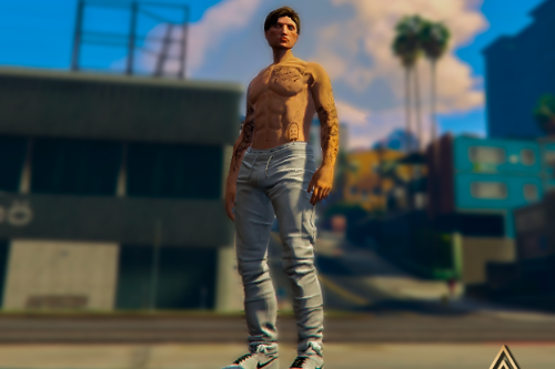 Jogger Pants For MP Male