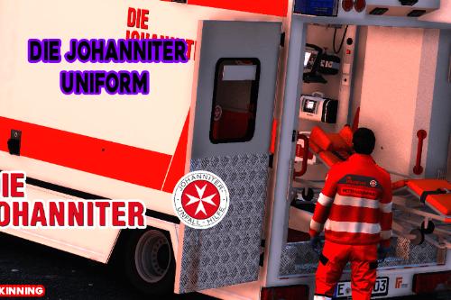 Johanniter Rettungsdienst Uniform [EUP/SUP]