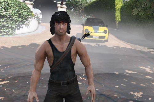 John Rambo (Retexture)