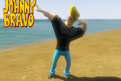 Johnny Bravo (Replace)