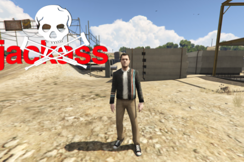 Johnny Knoxville (Jackass) [Add-on Ped]
