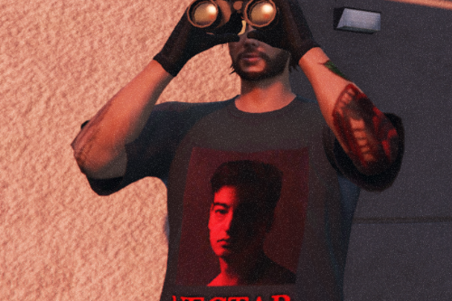 GTAV Joji Album Merch! (MP Male)