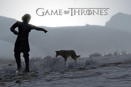 Jon Snow [Add-On Ped]