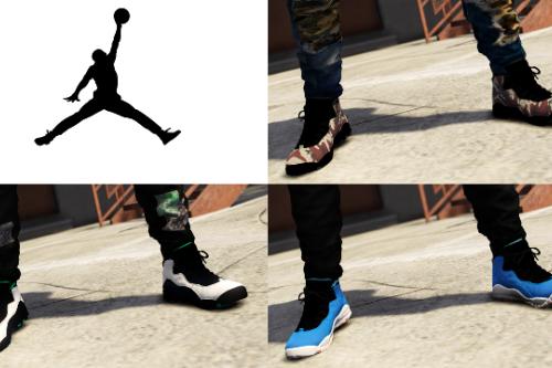 Jordan 10 Three-Pack