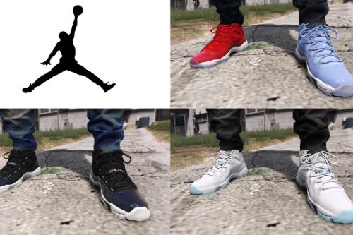 Jordan 11 Three-pack