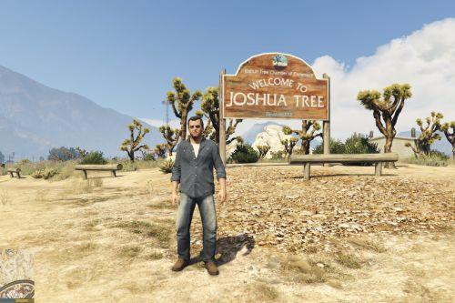 Joshua Tree National Park Mod