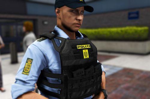 JPC Police Vest  Danish Skin