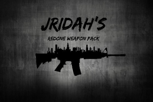 Jridah's Redone Weapon Pack