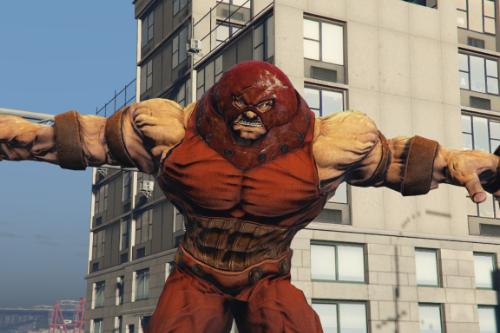 Juggernaut Cain Marko (Add-on)