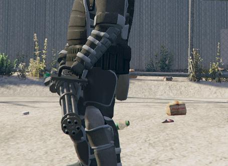 Juggernaut Outfits [Menyoo]