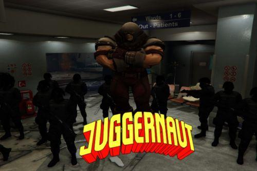 Juggernaut X-Men [Add-On Ped]