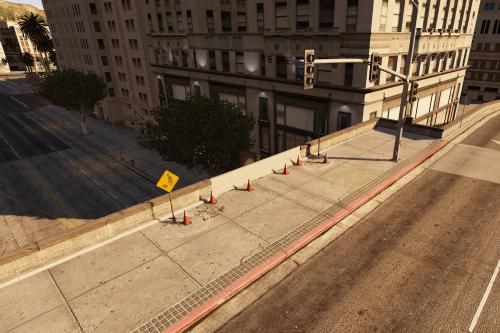Jump locking [YMAP / FiveM]