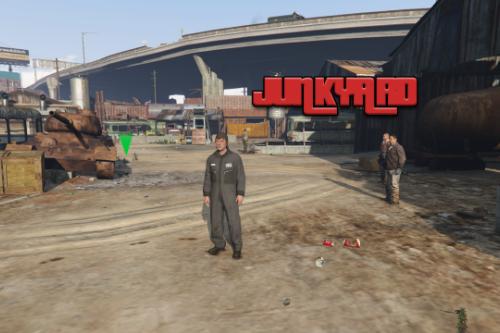 Junkyard Job