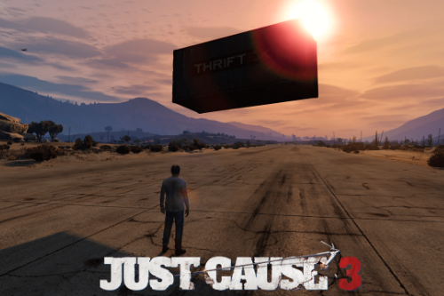 Just Cause 3 Rebel Drops [.NET]