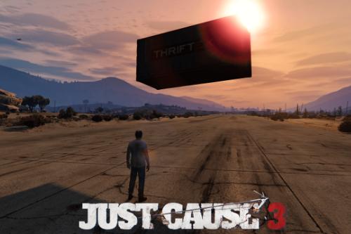Just Cause 3 Rebel Drops [.NET]