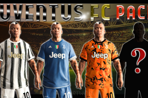Juventus FC  Pack for Franklin