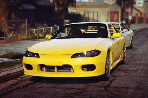 Nissan S15
