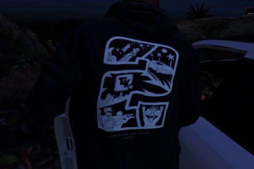 Kaluch Bluza 2 MILIONY TK hoodie for Franklin