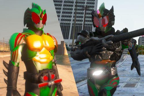 Kamen Rider Amazon Omega