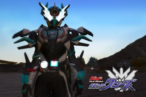 Kamen Rider Cross-Z Evol Form