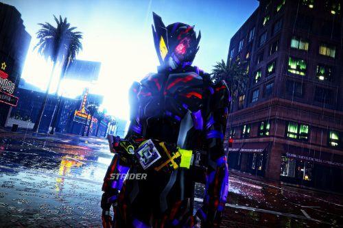 Kamen Rider Horobi Ark Scorpion [ZERO-ONE]