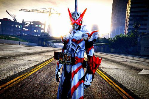 Kamen Rider Saber Dragonic Knight [Add-On Ped]