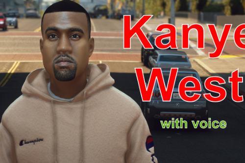 Kanye West [Add-On Ped]