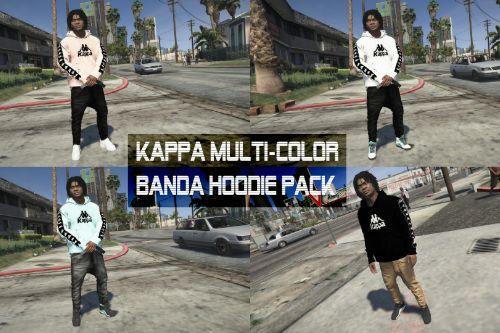 Kappa Banda Hoodie Pack