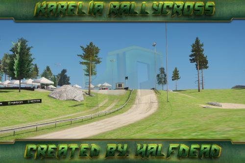 Karelia Rallycross [Add-On SP / FiveM]