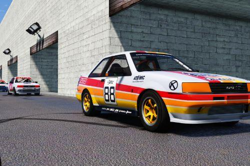 Karin Futo JTCC [Add-On / Replace | Livery | Template]