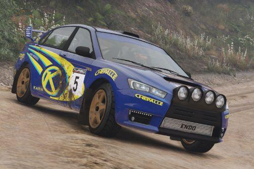 Karin Kuruma Rally [ Add-On ]