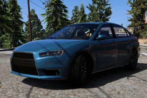 Karin Kuruma Stock Sedan [Add-On]