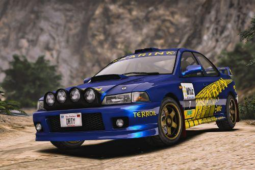 Karin Sultan Classic Rally [Add-On | Tuning | Liveries]