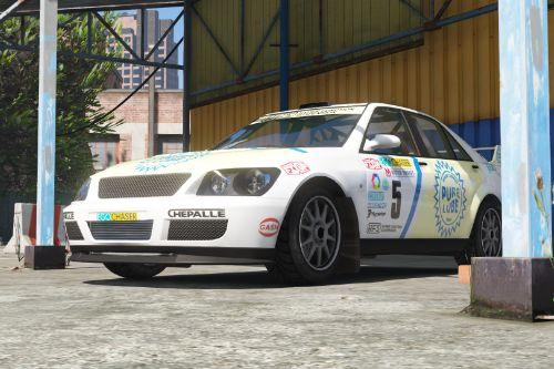 Karin Sultan Rally [ Add-On ]
