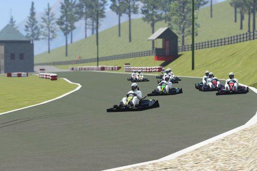 Kart Track at Spa-Francorchamps [YMAP] [ARS]