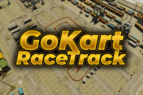 Karting Race Track [ Ymap ] // FiveM - Singleplayer