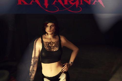 "Katarina - ""The Sexy Blade"" [Skin Control]"
