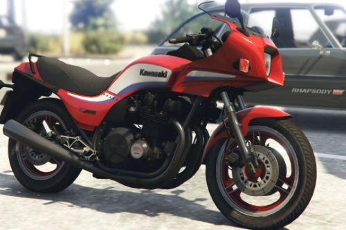 Kawasaki GPz1100 [Add-On]